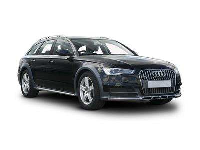 AUDI A6 ALLROAD DIESEL ESTATE (2014)