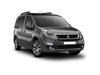 PEUGEOT PARTNER TEPEE ESTATE (2015) 5dr 1.6 VTi 98 Active 5dr