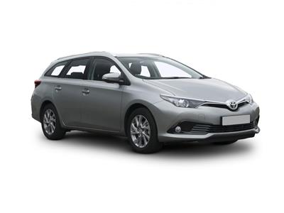 TOYOTA AURIS TOURING SPORT (2015) 5dr 1.2T Design TSS 5dr [Nav/Leather]