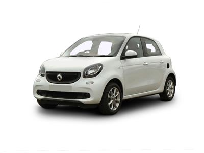 SMART FORFOUR HATCHBACK SPECIAL EDITIONS 5dr 0.9 Turbo Urban Shadow Edition 5dr