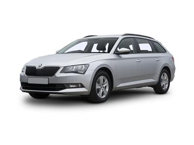 SKODA SUPERB DIESEL ESTATE (2015) 5dr 2.0 TDI CR Sport Line 5dr