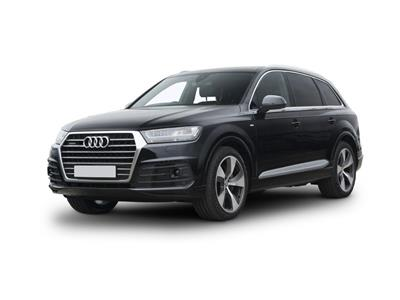 AUDI Q7 DIESEL ESTATE (2015) 5dr 50 TDI Quattro Black Edition 5dr Tiptronic