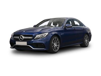 MERCEDES-BENZ C CLASS AMG SALOON (2015) 4dr C43 4Matic 4dr Auto
