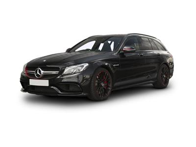MERCEDES-BENZ C CLASS AMG ESTATE (2015) 5dr C43 4Matic Premium 5dr Auto