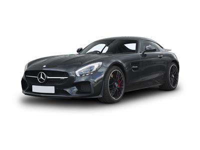 MERCEDES-BENZ AMG GT COUPE (2015) 4dr
