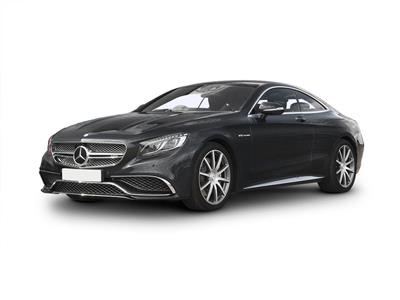 MERCEDES-BENZ S CLASS AMG COUPE (2014) 2dr