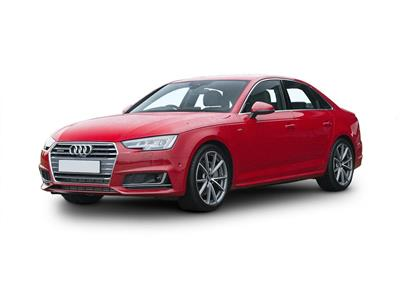 AUDI A4 SALOON SPECIAL EDITIONS (2017) 4dr