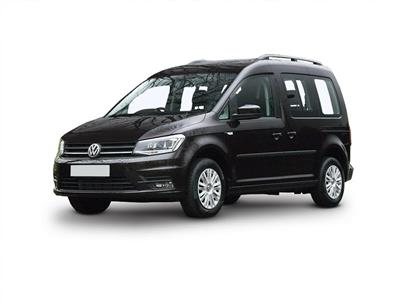 VOLKSWAGEN CADDY LIFE DIESEL ESTATE (2015) 5dr 2.0 TDI 5dr