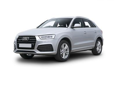AUDI Q3 ESTATE SPECIAL EDITIONS (2015)
