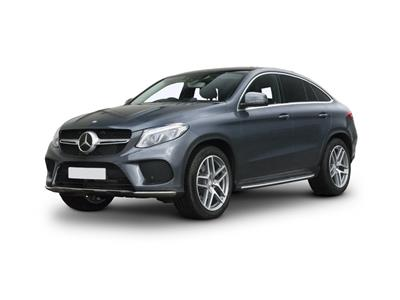 MERCEDES-BENZ GLE DIESEL COUPE (2015) 5dr GLE 350d 4Matic AMG Night Edition 5dr 9G-Tronic