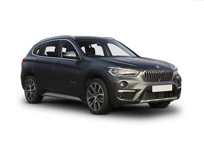 BMW X1 ESTATE (2015) 5dr sDrive 18i M Sport 5dr