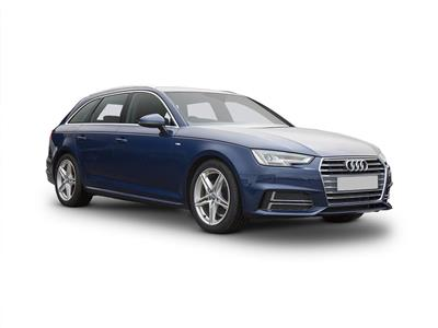 AUDI A4 AVANT SPECIAL EDITIONS (2017) 5dr 2.0 TDI Black Edition 5dr [Tech Pack]