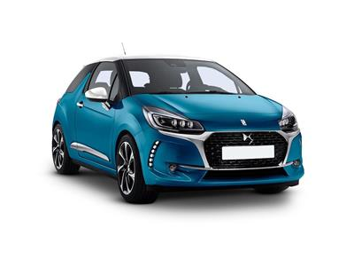 DS DS 3 HATCHBACK SPECIAL EDITION (2016) 3dr