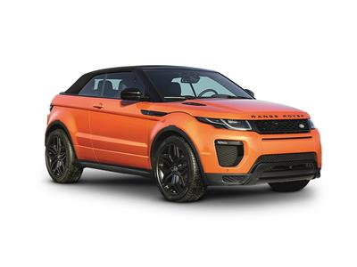 LAND ROVER RANGE ROVER EVOQUE DIESEL CONVERTIBLE (2016) 2dr 2.0 TD4 HSE Dynamic 2dr Auto