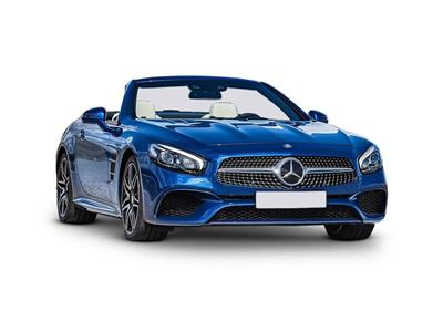 MERCEDES-BENZ SL CLASS CONVERTIBLE SPECIAL EDITIONS 2dr SL 500 Grand Edition 2dr 9G-Tronic