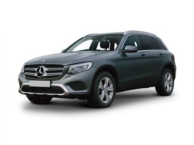 MERCEDES-BENZ GLC DIESEL ESTATE (2015) 5dr GLC 220d 4Matic Sport 5dr 9G-Tronic