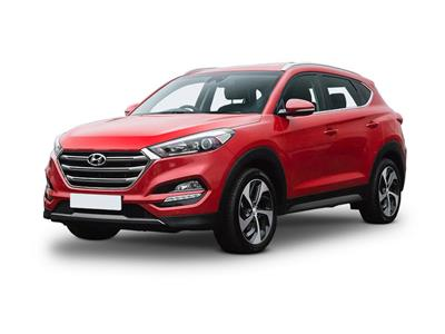 HYUNDAI TUCSON SPECIAL EDITIONS (2016) 5dr 1.7 CRDi Blue Drive Sport Edition 5dr 2WD