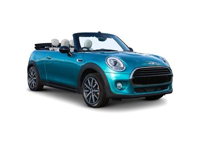 MINI CONVERTIBLE (2016) 2dr