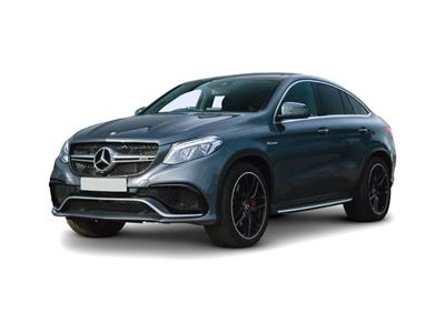 MERCEDES-BENZ GLE AMG COUPE (2015) 5dr GLE 63 S 4Matic Night Edition 5dr 7G-Tronic