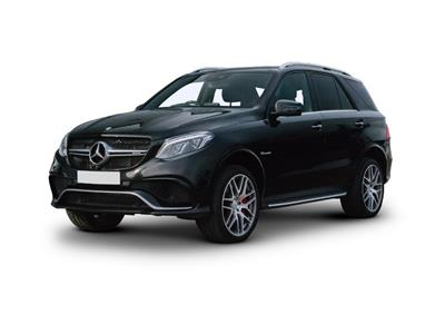 MERCEDES-BENZ GLE AMG ESTATE (2015) 5dr GLE 43 4Matic Night Edition 5dr 9G-Tronic