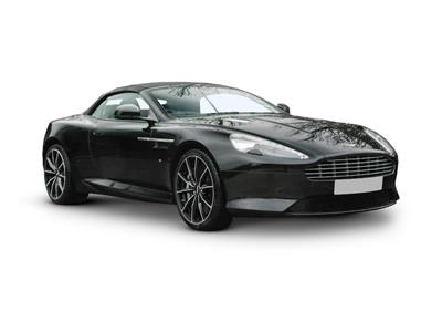 ASTON MARTIN DB9 CONVERTIBLE (2012)