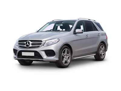 MERCEDES-BENZ GLE ESTATE (2015) 5dr GLE 500e 4Matic AMG Night Ed Prem + 5dr 7G-Tronic