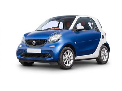 SMART FORTWO COUPE (2015) 2dr 0.9 Turbo Passion 2dr