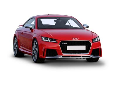 AUDI TT RS COUPE (2016)