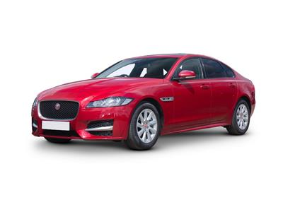 JAGUAR XF SALOON SPECIAL EDITIONS 4dr 2.0d [180] Chequered Flag 4dr