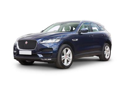 JAGUAR F-PACE DIESEL ESTATE (2016) 5dr