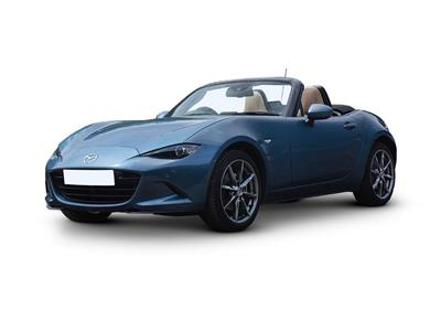 MAZDA MX-5 CONVERTIBLE SPECIAL EDITION 2dr