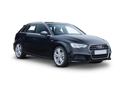 AUDI A3 SPORTBACK SPECIAL EDITIONS (2016) 5dr