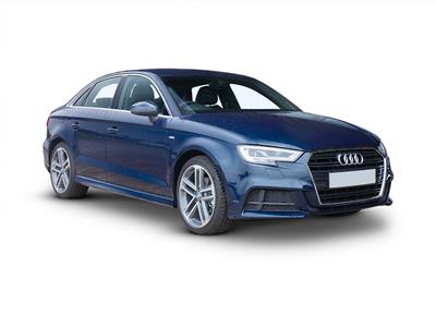 AUDI A3 SALOON SPECIAL EDITIONS (2016) 4dr 1.6 TDI 116 Black Edition 4dr [Tech Pack]