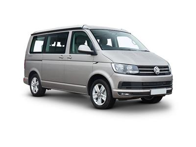 VOLKSWAGEN CALIFORNIA SPECIAL EDITION (2018) 5dr 2.0 TDI BlueMotion Tech 30 Years 150 5dr DSG