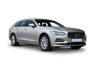 VOLVO V90 ESTATE 5dr 2.0 T8 [390] Hybrid R DESIGN Plus 5dr AWD Gtron