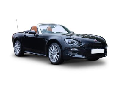 FIAT 124 SPIDER CONVERTIBLE SPECIAL EDITION (2016) 2dr 1.4 Multiair S-Design 2dr