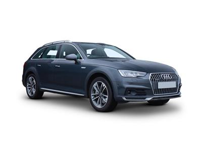 AUDI A4 ALLROAD ESTATE (2016)