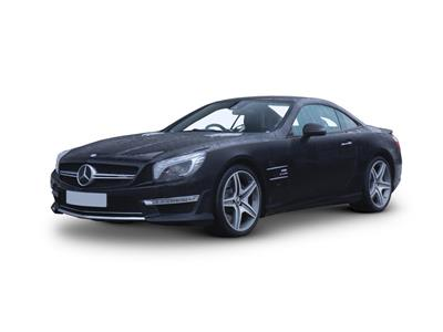 MERCEDES-BENZ SL AMG CONVERTIBLE (2016) 2dr SL 63 [571] 2dr MCT