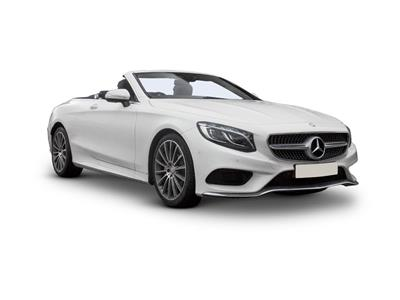 MERCEDES-BENZ S CLASS CABRIOLET SPECIAL EDITION 2dr S560 Grand Edition 2dr Auto