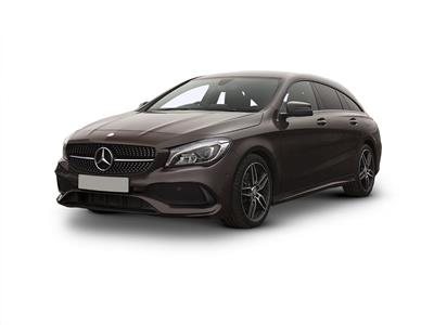 MERCEDES-BENZ CLA CLASS DIESEL SHOOTING BRAKE (2016) 5dr CLA 220d AMG Line Night Edition 5dr Tip Auto