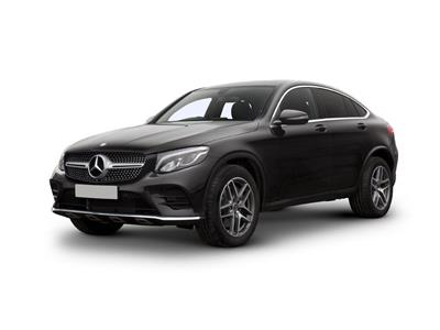 MERCEDES-BENZ GLC COUPE (2017) 5dr