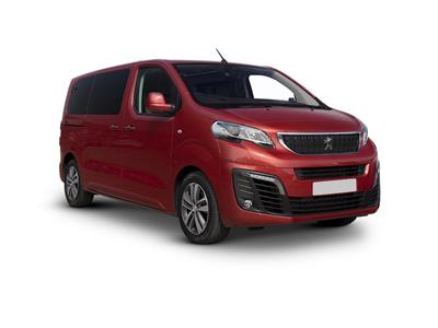 PEUGEOT TRAVELLER DIESEL ESTATE (2016) 5dr 1.5 BlueHDi 120 Business Standard [9 Seat] 5dr