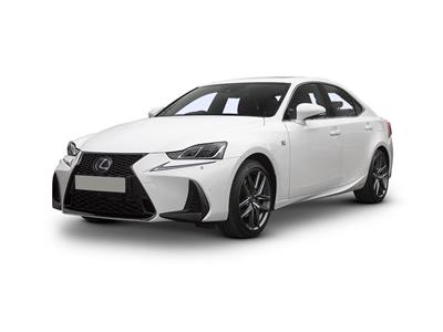 LEXUS IS SALOON (2016) 4dr