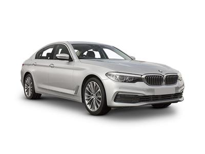 BMW 5 SERIES SALOON (2017) 4dr