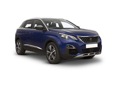 PEUGEOT 3008 DIESEL ESTATE (2016) 5dr 1.5 BlueHDi Allure 5dr