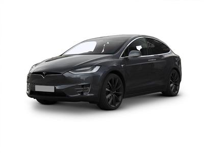 TESLA MODEL X HATCHBACK (2016) 5dr Performance Ludicrous AWD 5dr Auto [7 Seat]