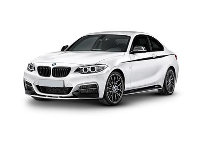 BMW 2 SERIES DIESEL COUPE (2017) 2dr