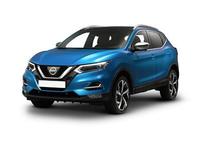 NISSAN QASHQAI DIESEL HATCHBACK (2017) 5dr 1.5 dCi N-Connecta [Glass Roof/Executive] 5dr