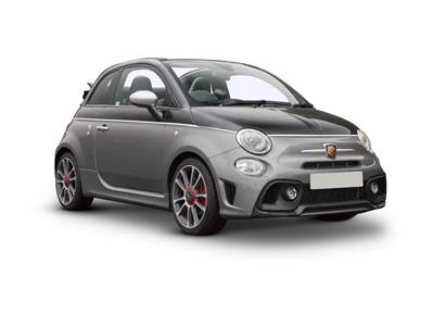 ABARTH 595C CONVERTIBLE (2016)