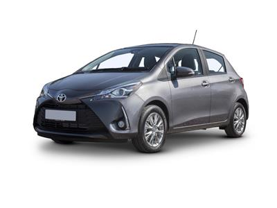 TOYOTA YARIS HATCHBACK (2017) 5dr 1.5 VVT-i Icon Tech 5dr CVT